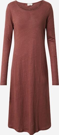 AMERICAN VINTAGE Kleid 'ROBE ML COL ROND P2' in weinrot, Produktansicht