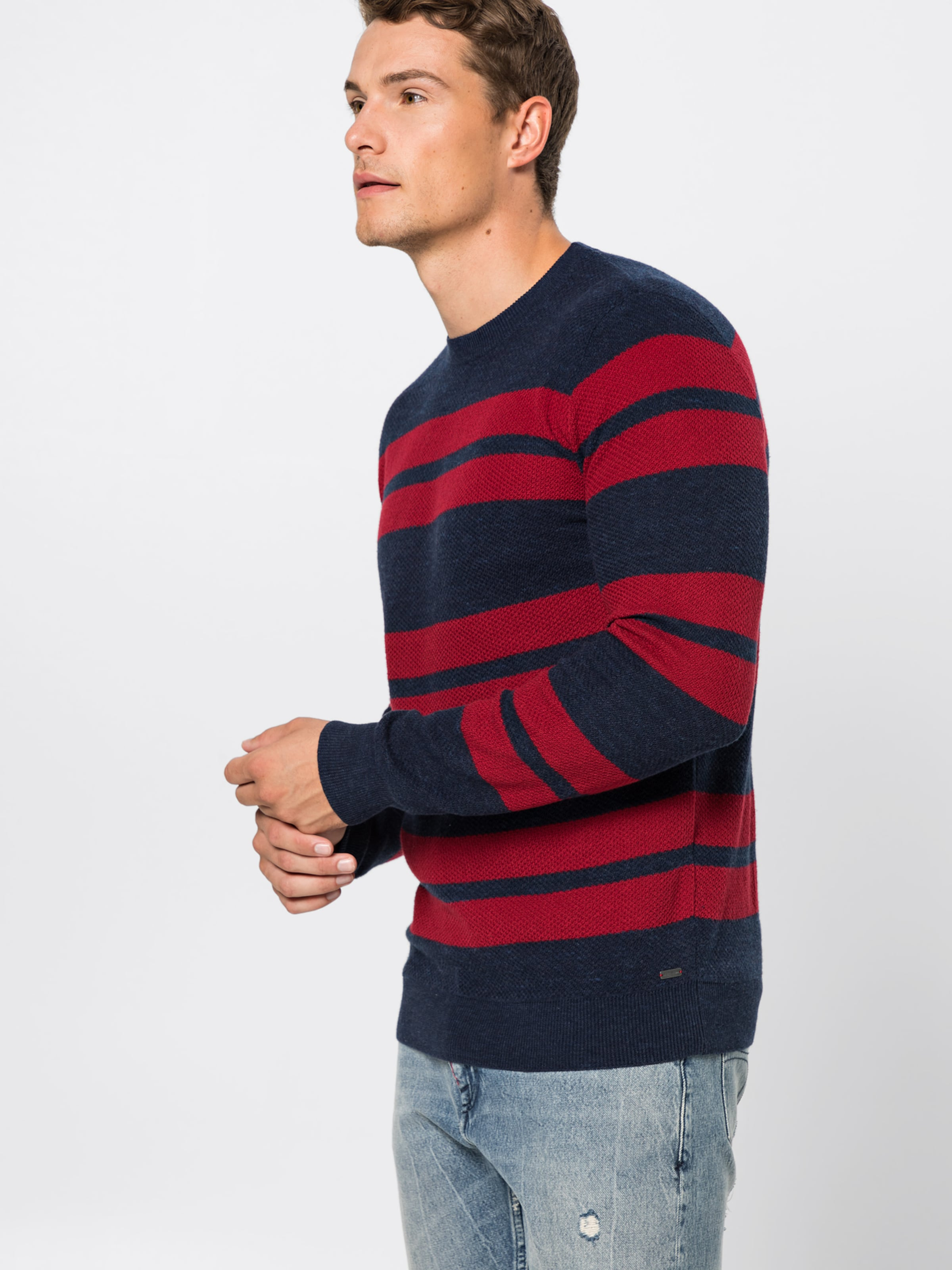 Tailor Tailor Tom Pullover Pullover In Tom NavyRot O0knw8P