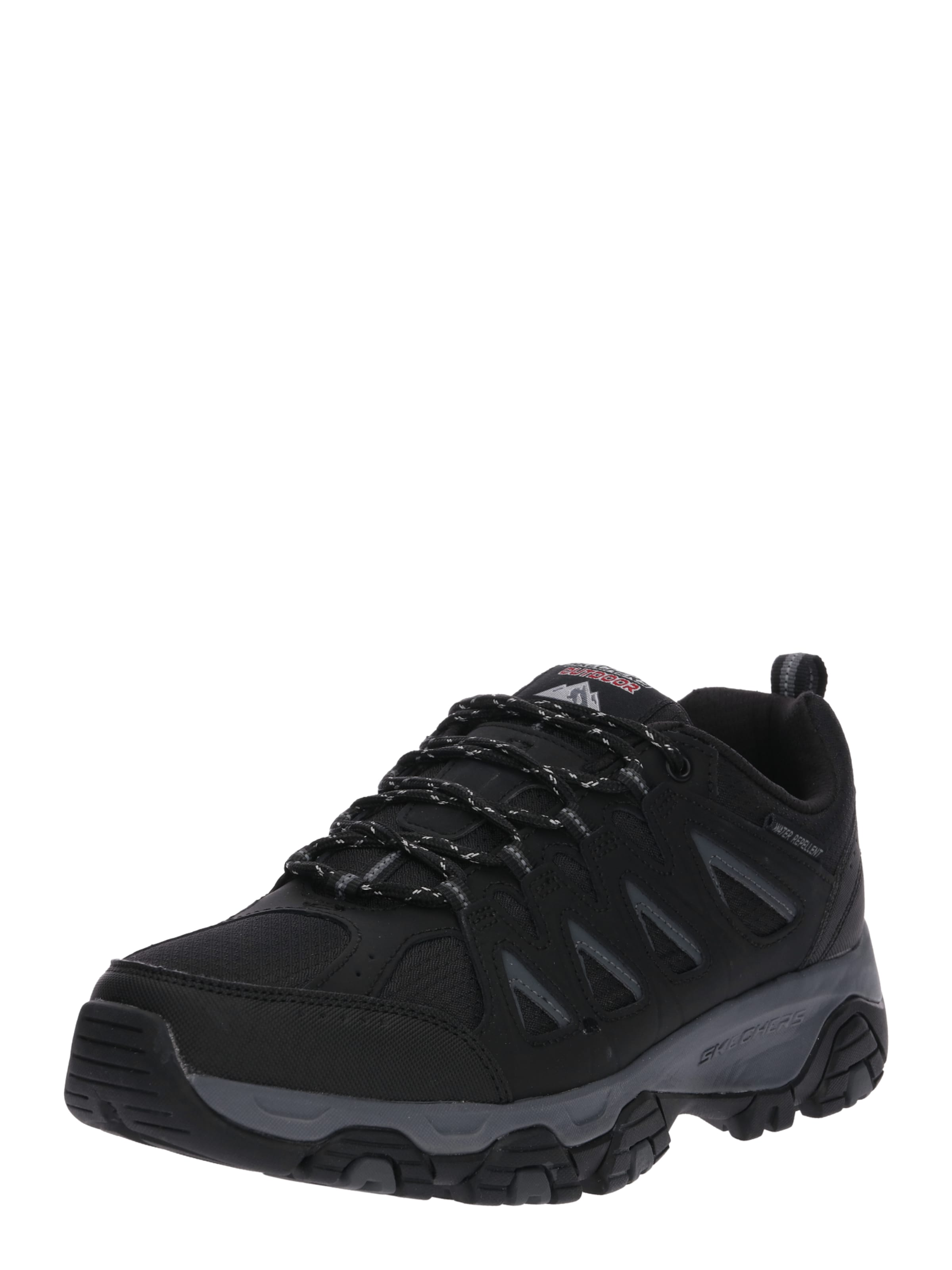 Basses ' Noir Baskets Skechers 'mfterrabite En Kul1Jc3TF