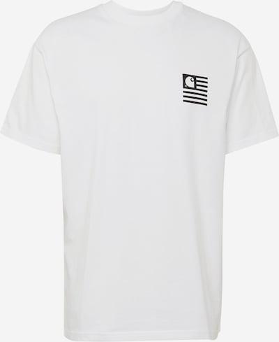 Carhartt WIP Shirt 'Chromo' in weiß, Produktansicht