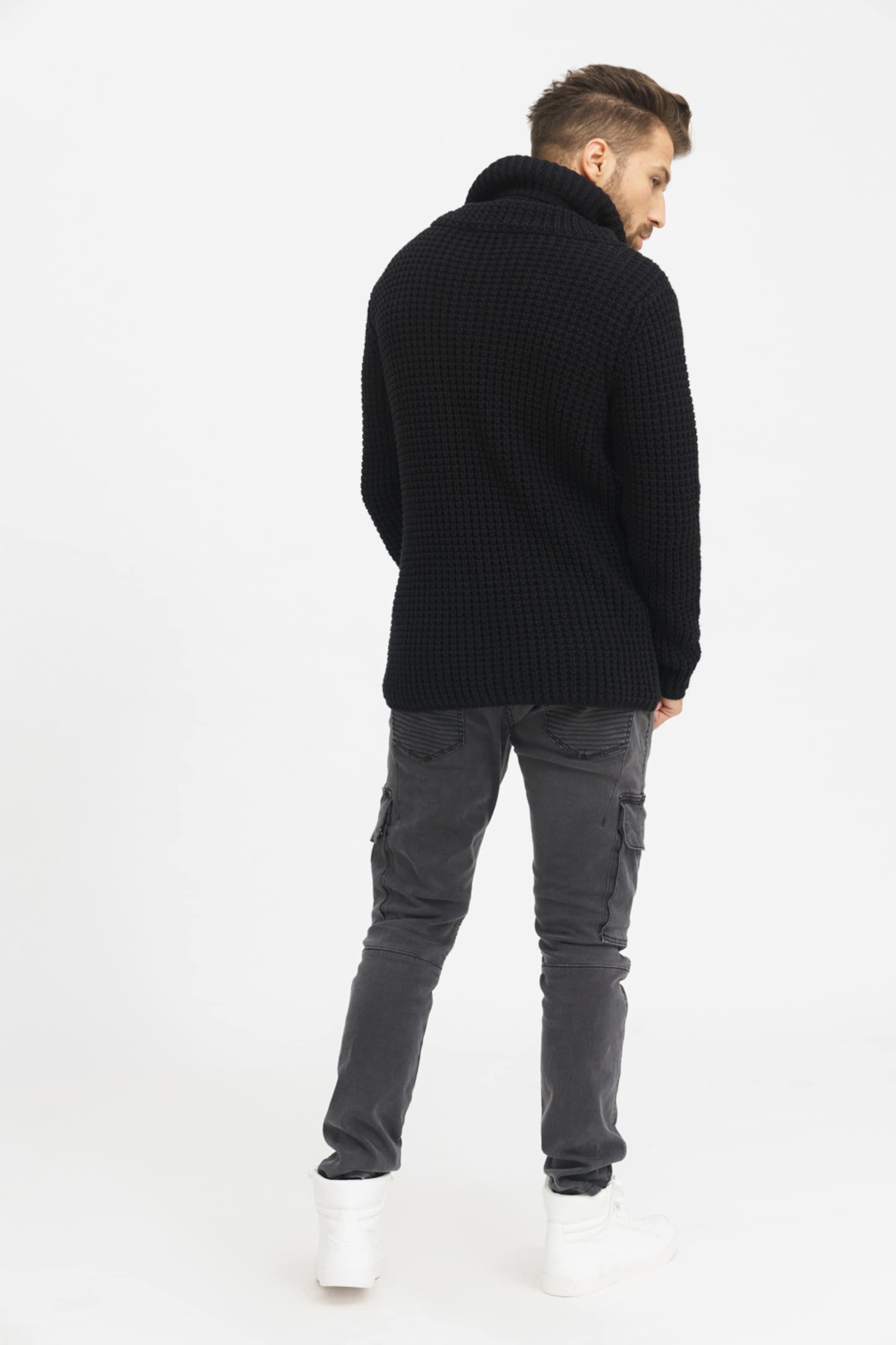 Trueprodigy Pullover 'finn' In Pullover 'finn' Trueprodigy Schwarz Schwarz In htsQCxdr