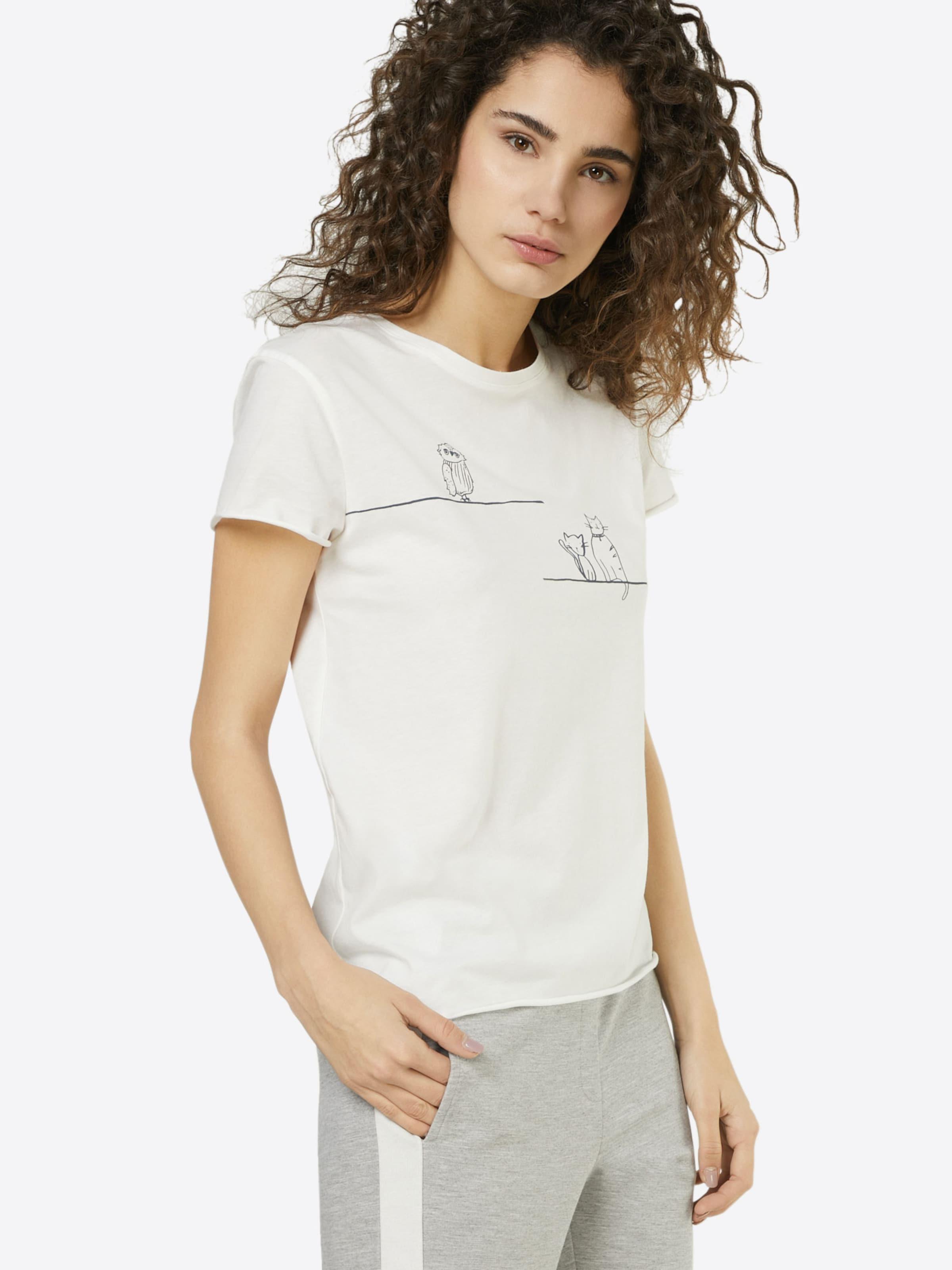 Billig Authentisch Mavi T-Shirt mit Illustration Verkauf Rabatte Freies Verschiffen Der Offizielle Website DHnSvTqOfT