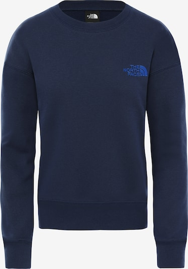THE NORTH FACE Sweater ' Parks Slightly Cropped W ' in blau, Produktansicht