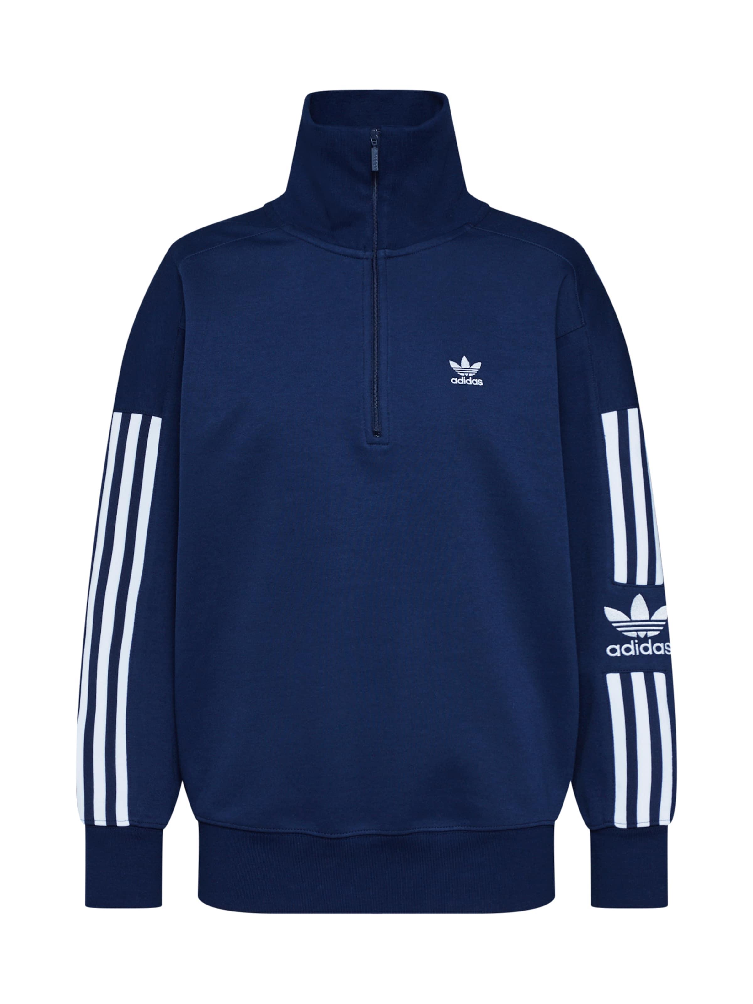 shirt Bleu Marine Adidas Originals En Sweat R34j5AqL