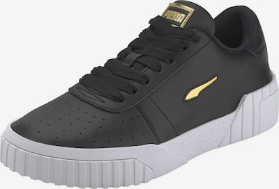PUMA Sneaker 'Cali Twist' in gold / schwarz, Produktansicht