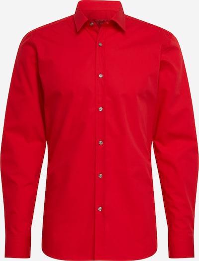 HUGO Chemise 'Elisha02 10181991 01' en rouge, Vue avec produit
