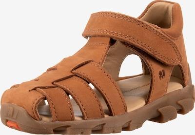 ELEFANTEN Sandale 'Fido' in karamell, Produktansicht