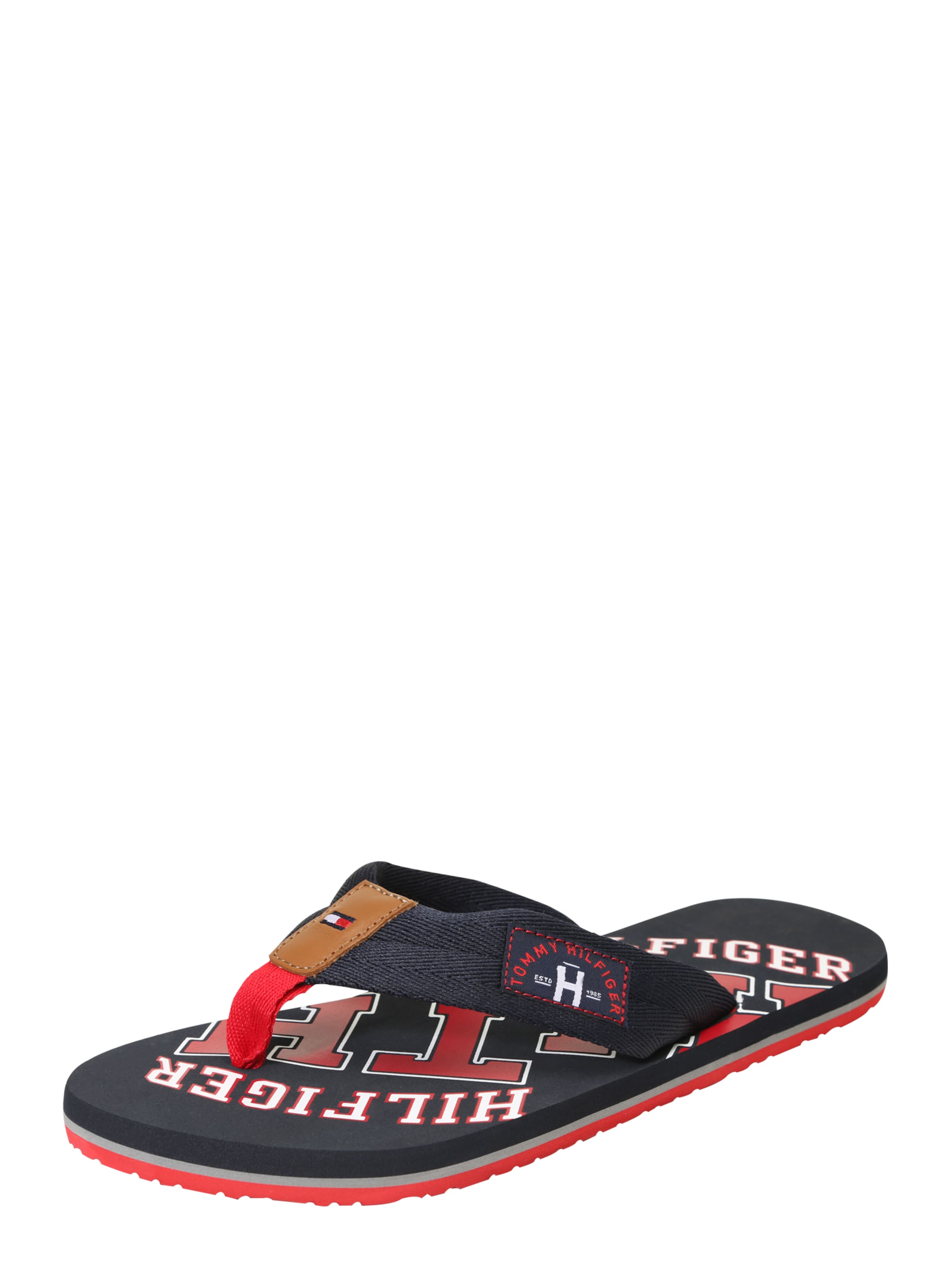 TOMMY SANDAL HILFIGER Zehentrenner  ESSENTIAL TH BEACH SANDAL TOMMY b4803e