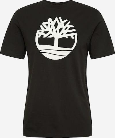 TIMBERLAND T-Shirt 'K-R Tree' en noir / blanc, Vue avec produit