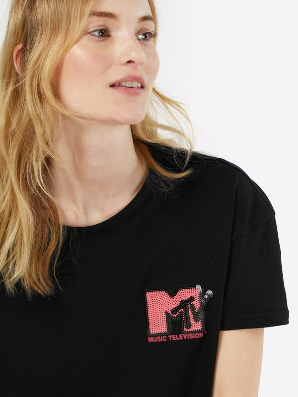 ONLY T-Shirt 'MTV'