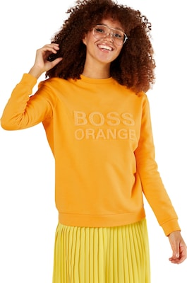 BOSS ORANGE / BOSS Pullover 'Talogo'