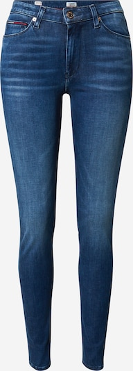 Tommy Jeans Jeans 'Sylvia' in blue denim, Produktansicht