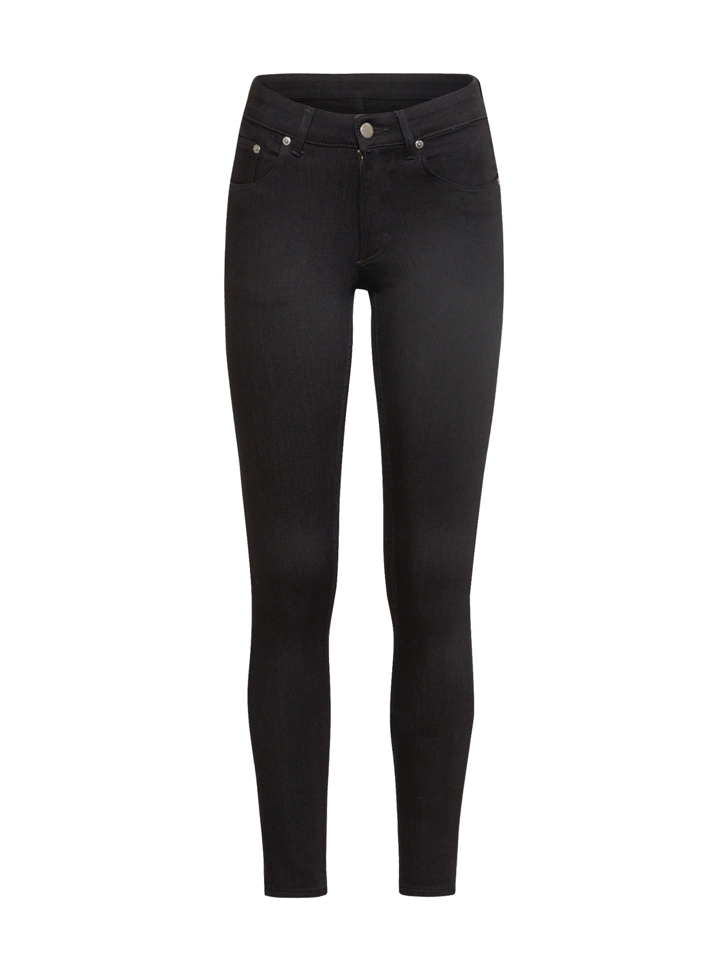 Jeans Schwarz Skinny 'mid In Monday Cheap Skin' 0kOPwXn8
