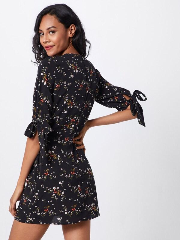 Fashion Robe Mélange De En Union 'alix' CouleursNoir SzVpGULMq