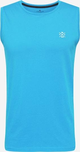 TOM TAILOR T-Krekls pieejami neona zils, Preces skats