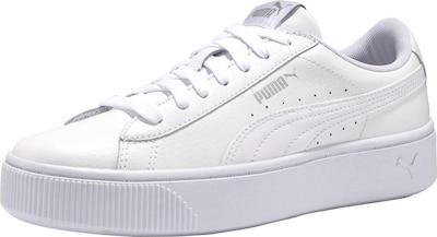 PUMA Sneaker 'Vikky Stacked' in weiß, Produktansicht