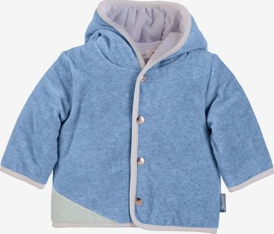 STERNTALER Jacke 'Nicki Emmi' in hellblau / grau, Produktansicht