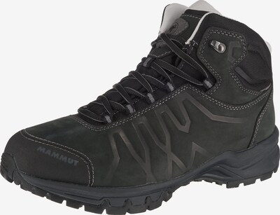 MAMMUT Stiefel 'Mercury Iii Mid Lth' in schwarz, Produktansicht