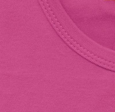 LOGOSHIRT T-Shirt 'Batgirl' in mischfarben / pink: Frontalansicht
