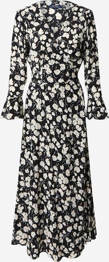 POLO RALPH LAUREN Robe en noir / blanc, Vue avec produit