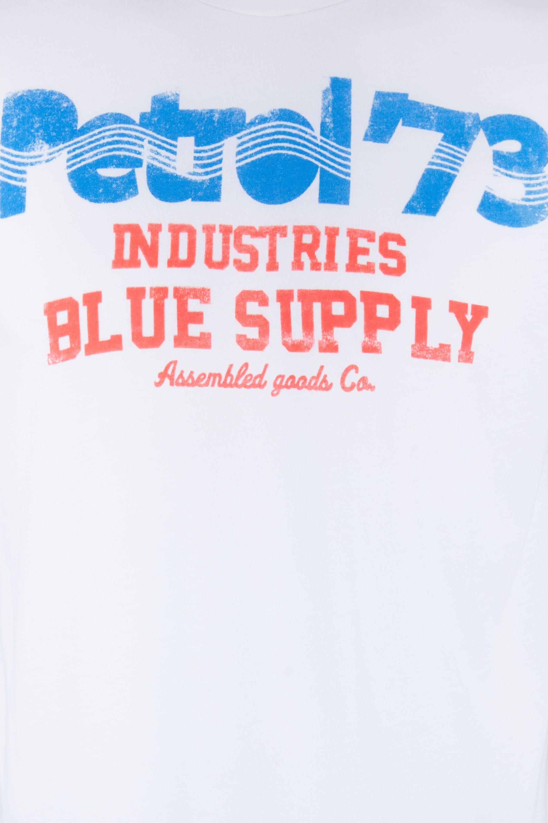 Spielraum Mode-Stil Freies Verschiffen Neue Ankunft Petrol Industries T-Shirt bShvdB1YWe