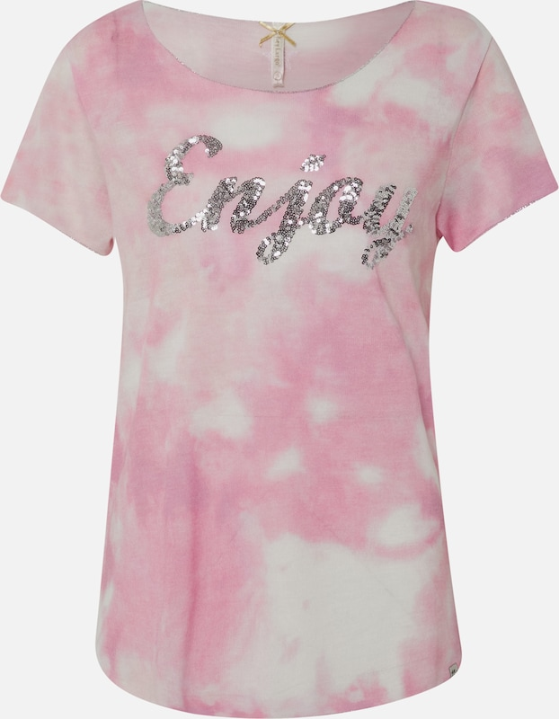 Key Largo Shirt in mischfarben / pink, Produktansicht
