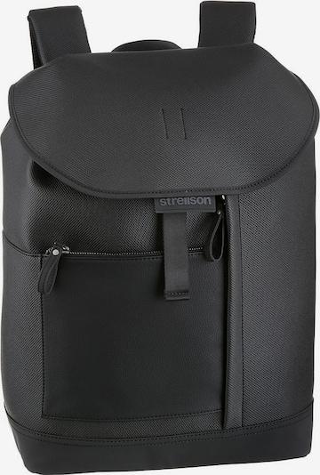 STRELLSON Rugzak in de kleur Zwart, Productweergave