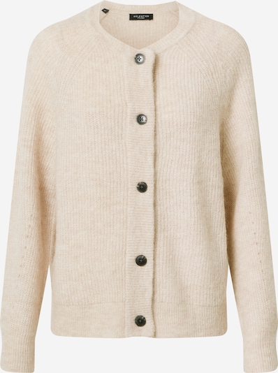 SELECTED FEMME Strickjacke in creme, Produktansicht