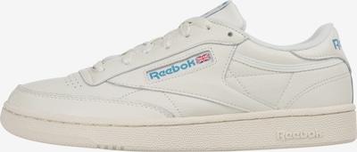 Sneaker low 'Club C 85 Mu' Reebok Classic pe albastru deschis / alb perlă, Vizualizare produs