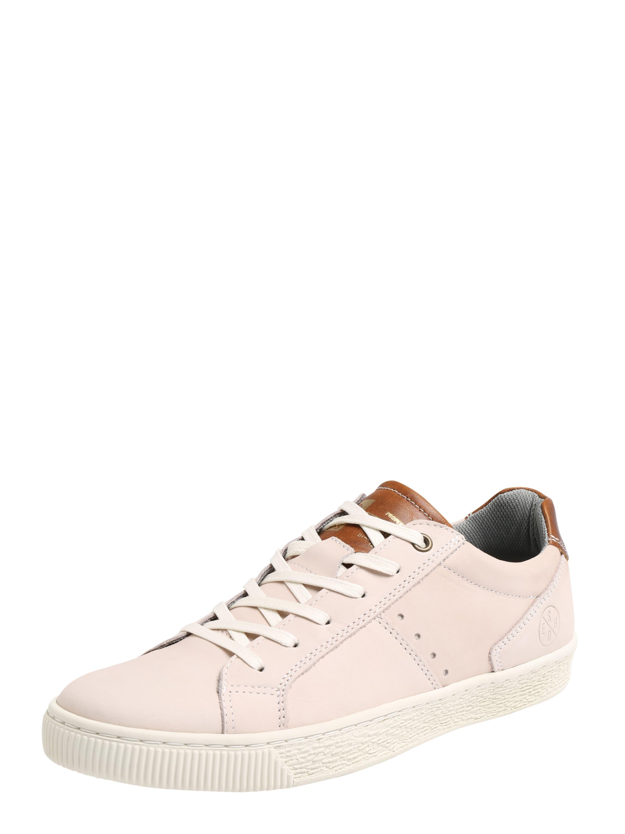 BULLBOXER Schlichter Sneaker Verschleißfeste billige Schuhe