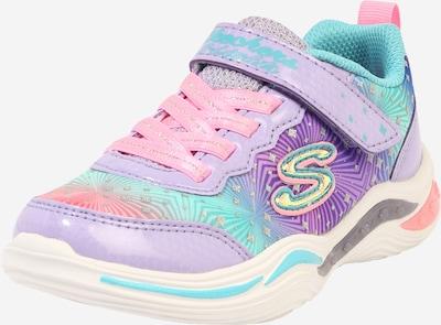 SKECHERS Sneaker 'Power Petals' in lavendel / mischfarben, Produktansicht