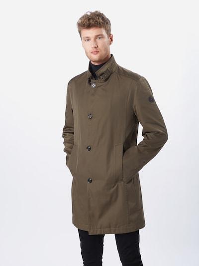 JOOP! Přechodný kabát 'JC-52Felino' - olivová, Model/ka