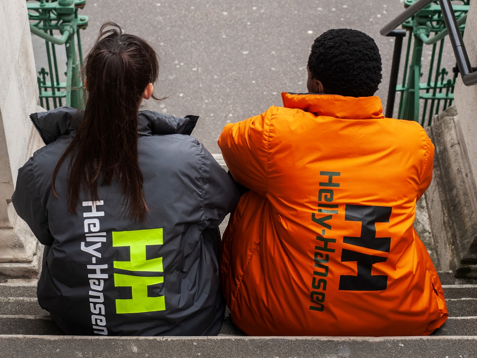 URBAN STYLES FROM HELLY HANSEN