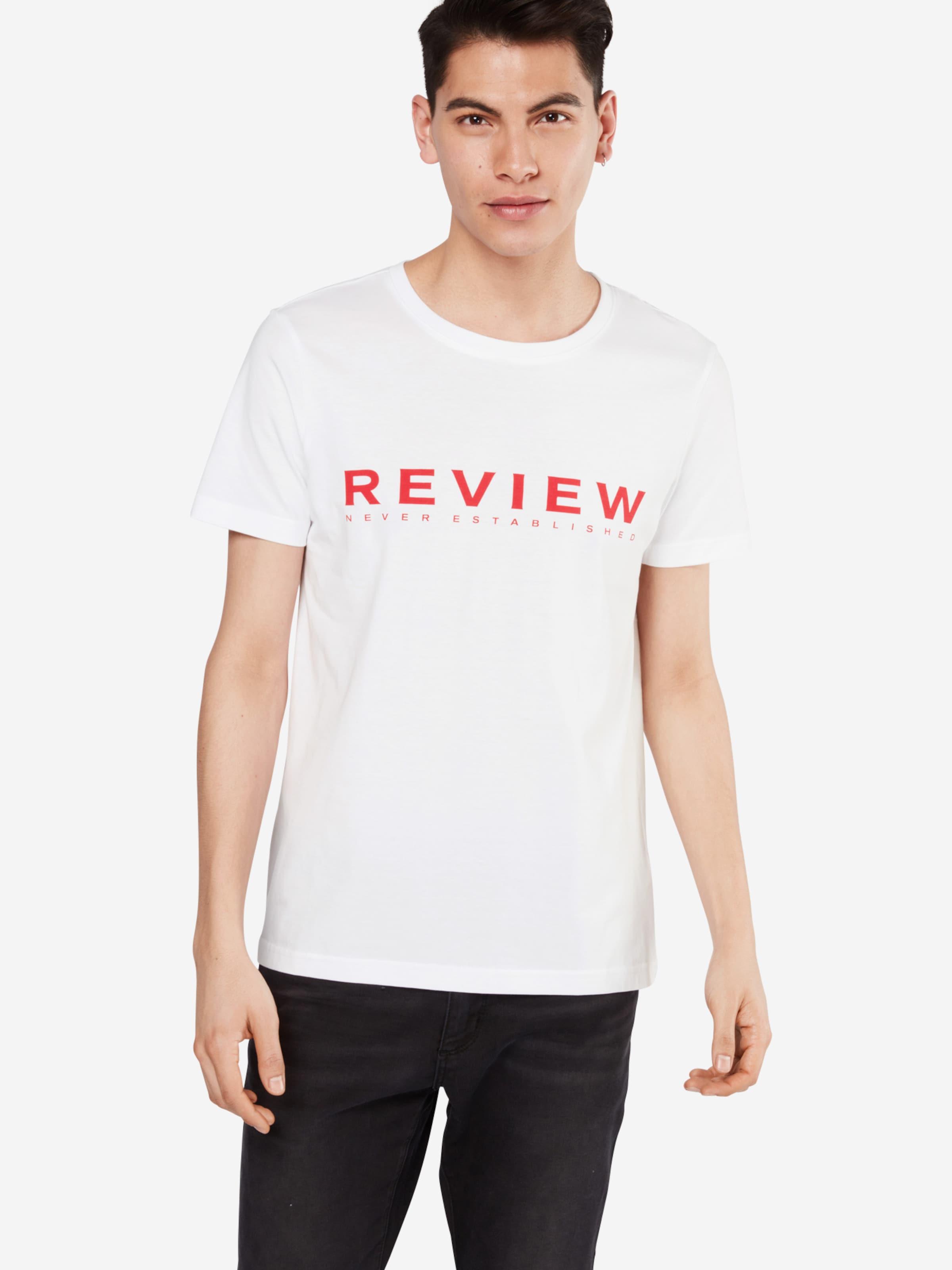 Review T-Shirt 'REVIEW TEE' Günstig Kaufen Zuverlässig DOD9J