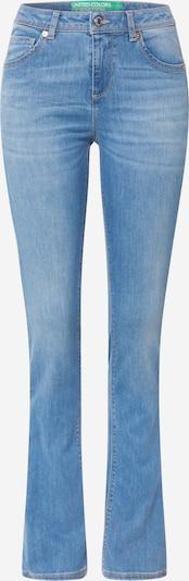 Jeans UNITED COLORS OF BENETTON pe albastru, Vizualizare produs