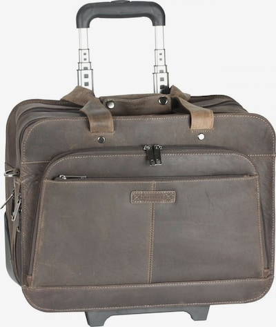 Harold's Trolley 'Antico' in taupe, Produktansicht