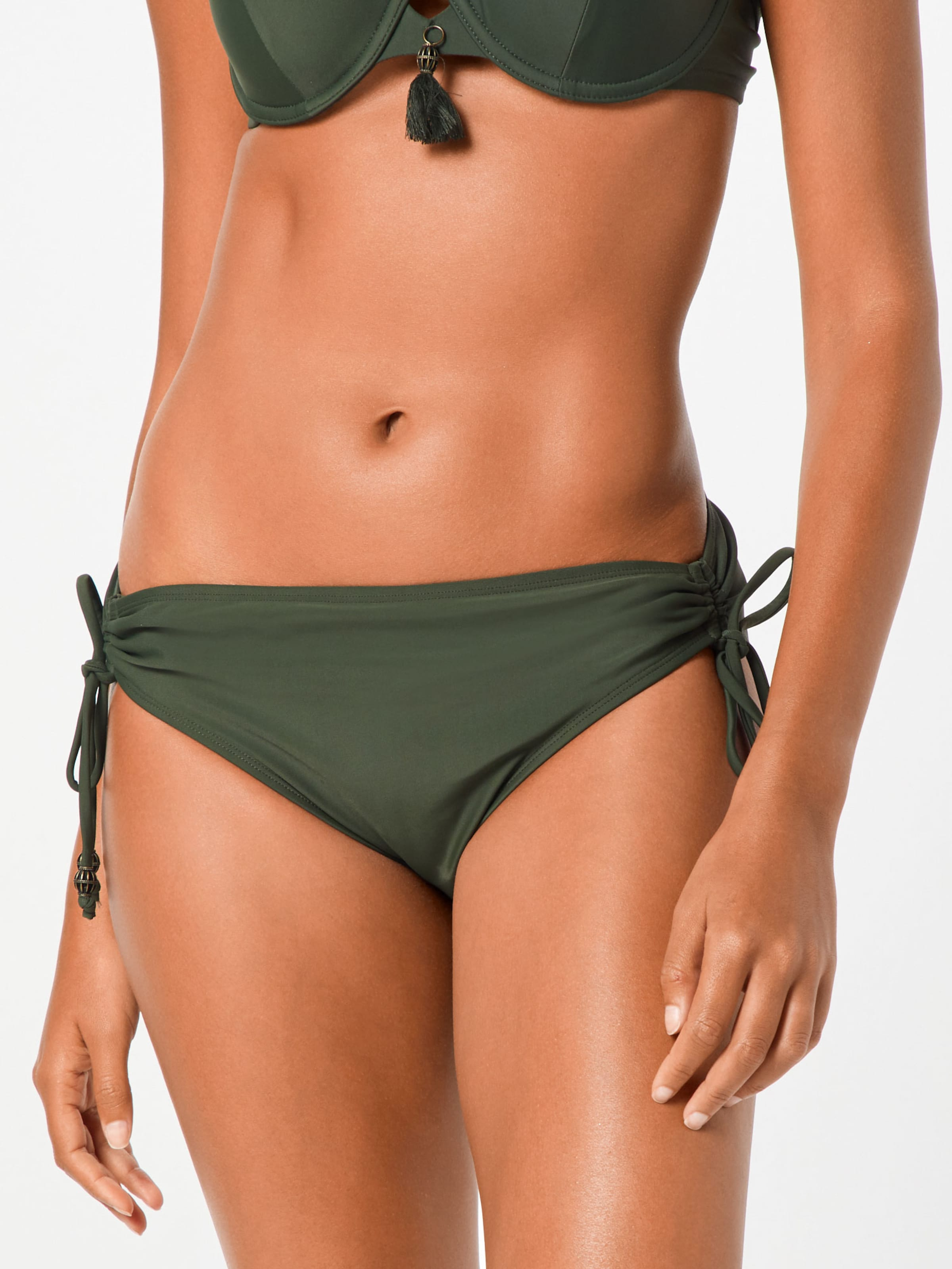 High Rio' In Bikinihose 'amanda Hunkemöller Queen Khaki 4AjR5L3q