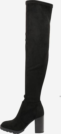BUFFALO Overknee laarzen in de kleur Zwart, Productweergave