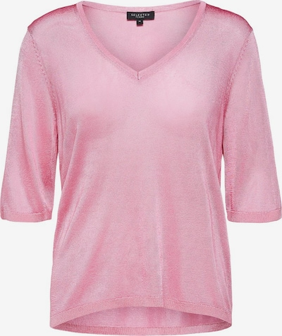 SELECTED FEMME Shirt in rosa, Produktansicht