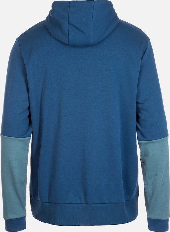 New New New balance Kapuzenpullover in blau   pastellblau  Große Preissenkung d7b15c