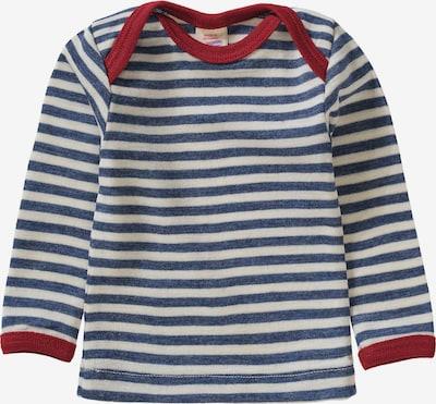 ENGEL Unterhemd in navy / rot / weiß, Produktansicht