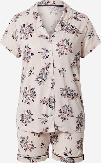 ESPRIT Pyjama 'EFIA' in offwhite, Produktansicht
