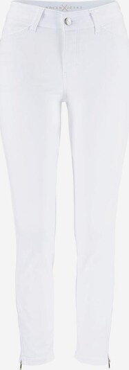 MAC Pantalon 'Dream Summer' en blanc denim, Vue avec produit