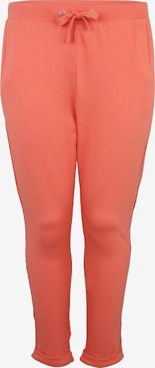 Urban Classics Curvy Pantalon en corail, Vue avec produit