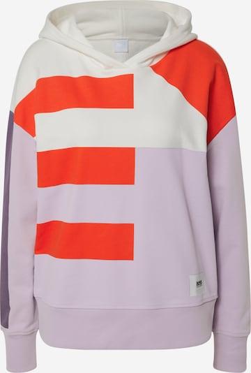 BOSS Sweatshirt 'Tevah' in weiß, Produktansicht