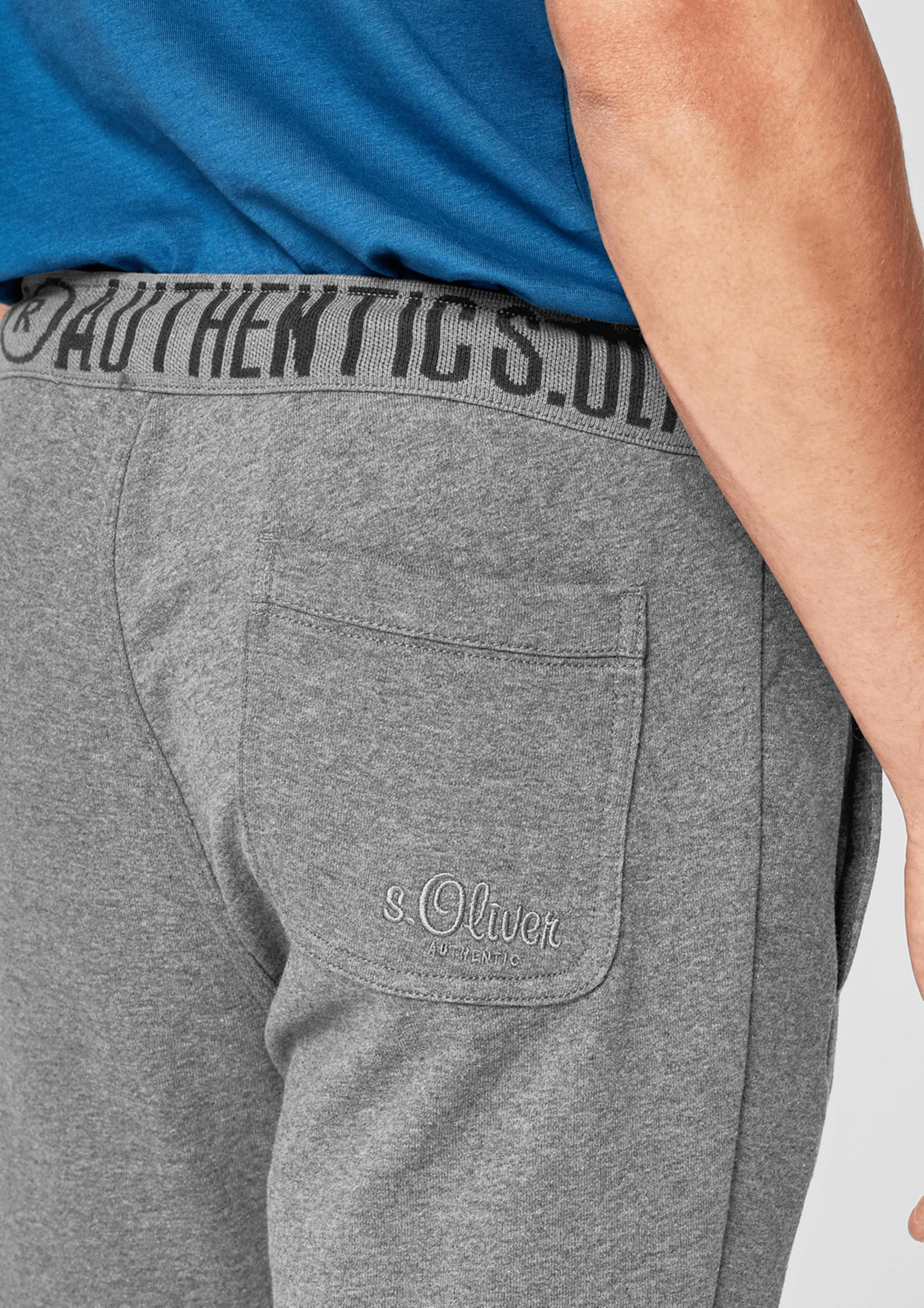 Red Sweatpants In S Label oliver GraumeliertSchwarz b7g6fy