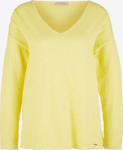 TRIANGLE Pullover in gelb, Produktansicht