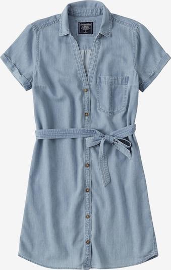 Abercrombie & Fitch Robe-chemise en bleu, Vue avec produit