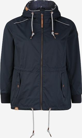 Ragwear Plus Přechodná bunda 'DANKA' - námořnická modř, Produkt