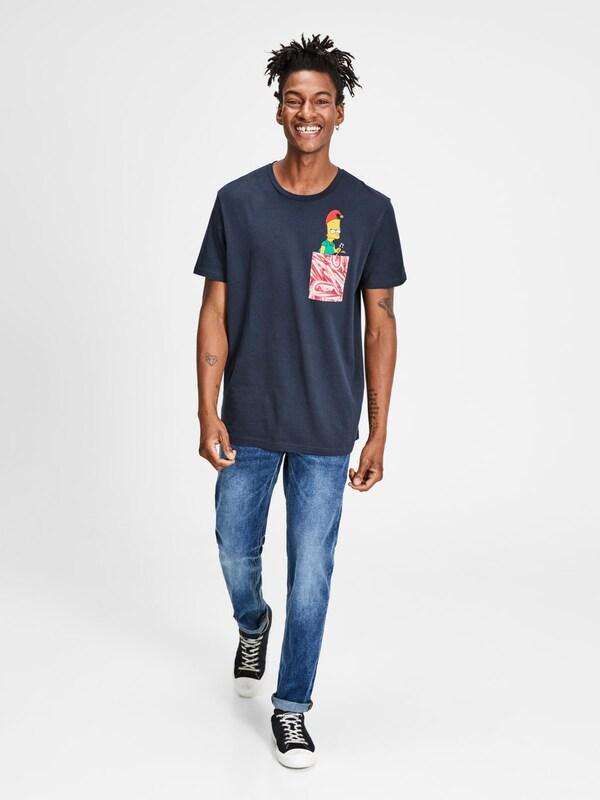 JACK & JONES T-Shirt 'The Simpsons'